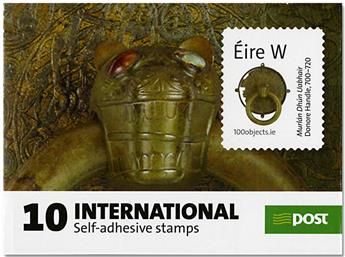 n° C2235 - Timbre IRLANDE Carnets