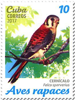 n° 5529/5534 - Timbre CUBA Poste