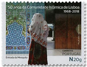 n° 4337/4340 - Timbre PORTUGAL Poste