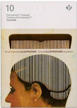 n° C3493 - Timbre CANADA Carnets
