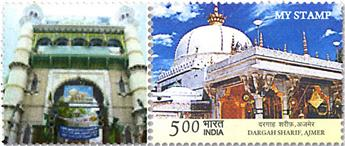 n° 2969 - Timbre INDE Poste