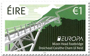 n° 2244/2245 - Timbre IRLANDE Poste (EUROPA)