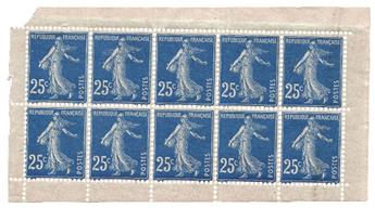 n°140m** - Timbre FRANCE Poste