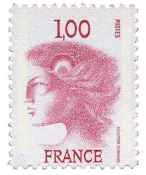 n°1895A** - Timbre FRANCE Poste