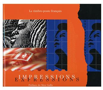 IMPRESSIONS EXPRESSIONS (n°4003) - Carnets et Ouvrages de Luxe