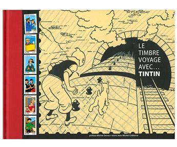 TINTIN (n°4013) - Carnets et Ouvrages de Luxe