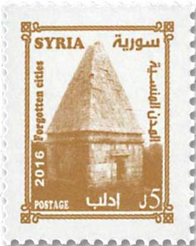 n° 1584/1585 - Timbre SYRIE Poste