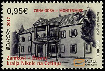n° 403 - Timbre MONTENEGRO Poste (EUROPA)