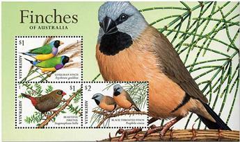 n° 255 - Timbre AUSTRALIE Blocs et feuillets