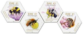 n° 2248/2251 - Timbre IRLANDE Poste
