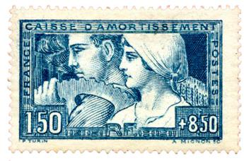 n°252** - Timbre FRANCE Poste