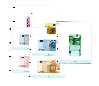 Recharges EURO billets de banque - MARINI®
