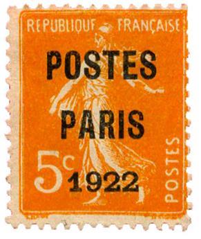 n°30(*) - Timbre FRANCE Préoblitérés
