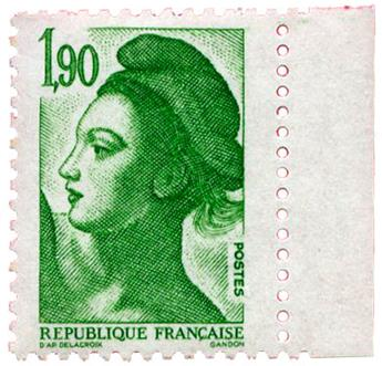 n°2424a**  - Timbre FRANCE Poste