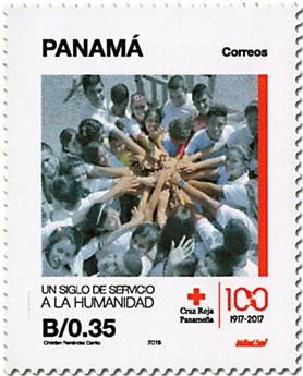 n° 1282 - Timbre PANAMA Poste