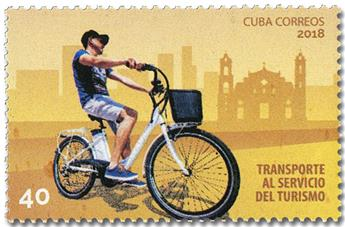 n° 5693 - Timbre CUBA Poste
