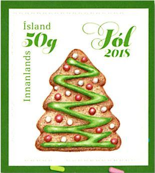 n° 1499/1500 - Timbre ISLANDE Poste