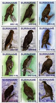 n° 2785/2796 - Timbre SURINAME Poste