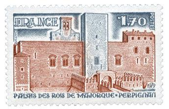 n.o 2044a -  Sello Francia Correos