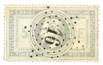 n°33 obl. TB - Timbre France Poste