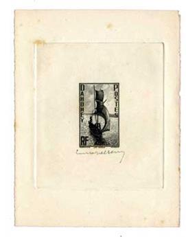n°132 - Timbre Dahomey Epreuve d´atelier