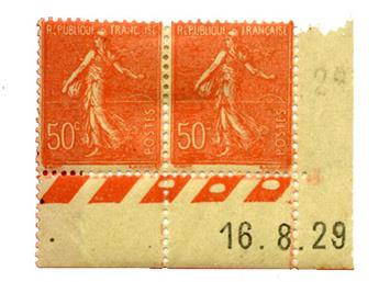 n°199** - Timbre FRANCE Poste