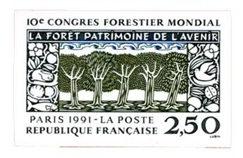 n°2725a** ND - Timbre FRANCE Poste