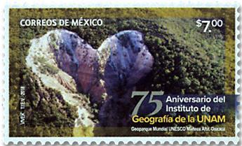 n° 3122 - Timbre MEXIQUE Poste