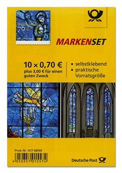 n° C3201 - Timbre ALLEMAGNE FEDERALE Carnets