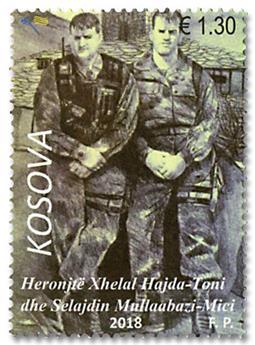 n° 300 - Timbre KOSOVO Poste