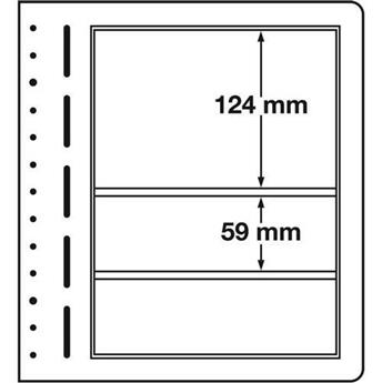 Feuilles LB 3 MIX (x10) LEUCHTTURM
