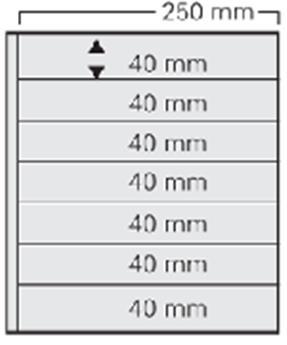 FEUILLE GARANT BLANC (x5) SAFE® (Ref 727)