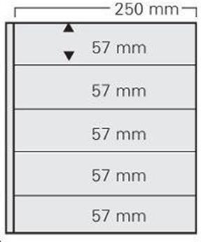 FEUILLE GARANT NOIR (x5) SAFE® (Ref 735)