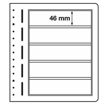 Feuilles LB 5 (x10) LEUCHTTURM