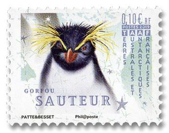 n° 904/906 - Timbre TAAF Poste