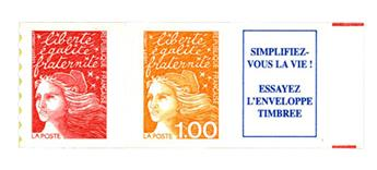 n° 16b -  Selo França Autoadesivos