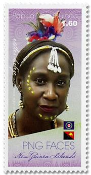 n° 1753/1756 - Timbre PAPOUASIE ET NOUVELLE-GUINEE Poste