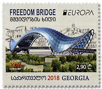 n° 529/530 - Timbre GEORGIE Poste