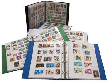 Monde (sauf France) : 51 volumes collection maj. obl.