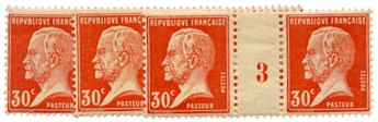 n°173** - Timbre FRANCE Poste