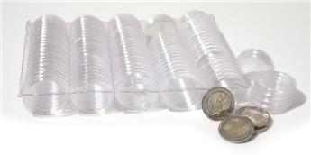 100 CAPSULES: 26 mm - FOR 2 EURO