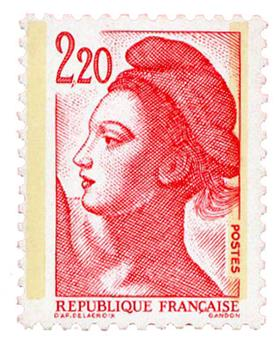 n°2376c** - Timbre FRANCE Poste