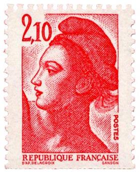 n°2319a** - Timbre FRANCE Poste