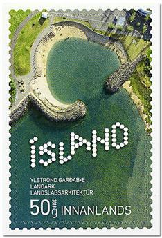 n° 1501/1504 - Timbre ISLANDE Poste