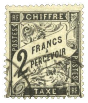 France : Taxe n°23 obl. TB