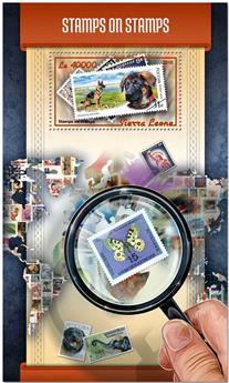 n° 1389 - Timbre SIERRA LEONE Blocs et feuillets