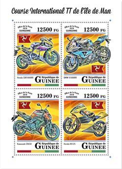 n° 9124/9127 - Timbre GUINÉE Poste