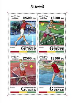 n° 9144/9147 - Timbre GUINÉE Poste
