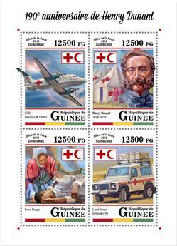 n° 9164/9167 - Timbre GUINÉE Poste