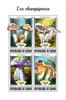 n° 9404/9407 - Timbre GUINÉE Poste